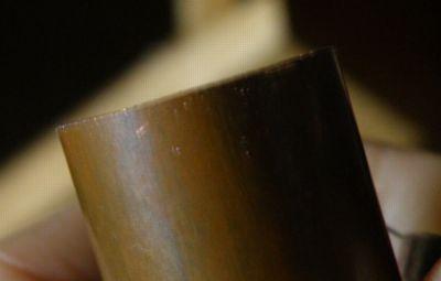 銅管を切る (1)