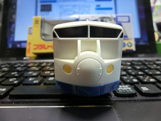 KF-02 「鉄道ホビートレイン」プラレール号(前面)②