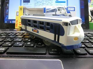 KF-02 「鉄道ホビートレイン」プラレール号(前面)③