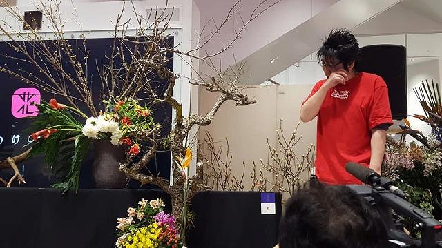 花いけバトル徳島大会