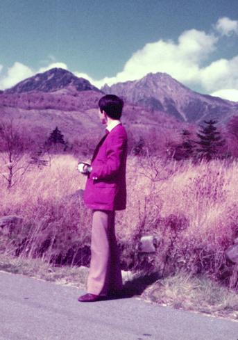 八ヶ岳とつぶ鹿