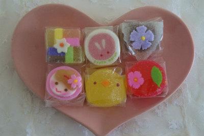 京都可愛いお菓子