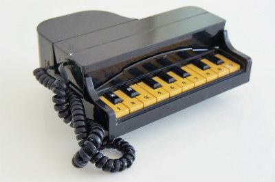 piano電話