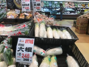 キャベツ1個が600円?7