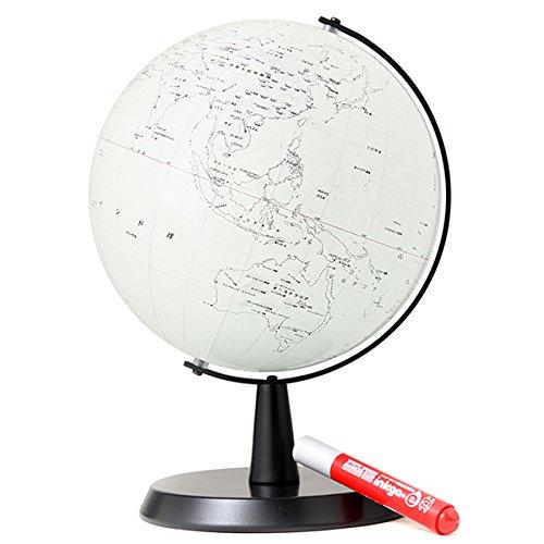 渡辺教具 ホワイトボード地球儀