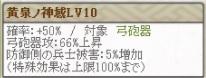 新天 尼子Lv10