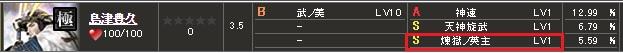 極 島津豊久s1