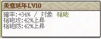 特 斯波Lv10