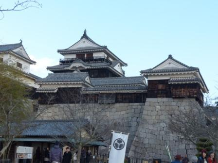 松山城 3