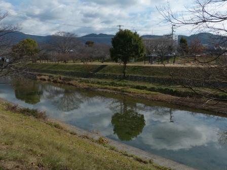 石手川緑地の風景 2