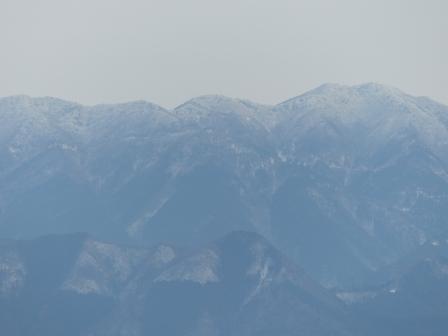 松山総合公園からの眺望 山 1