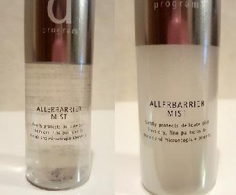 d 敏感肌用化粧水 二層式