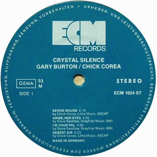 Crystal Silence ECM 1024 ST