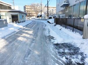 1月22日 大雪