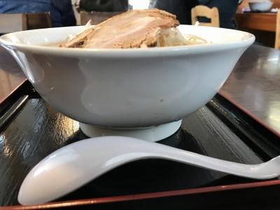 山味噌ハーフ(横から)