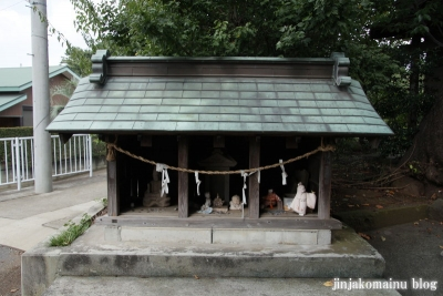 天満宮(都筑区東方町)13