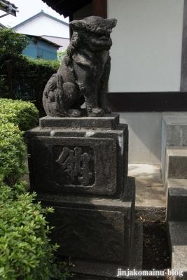 坊方天満宮(都筑区池辺町)9