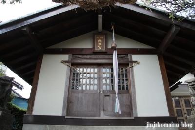 坊方天満宮(都筑区池辺町)2