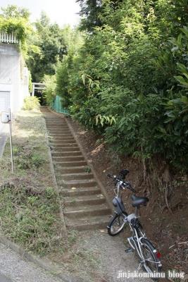 八所神社(都筑区池辺町)1