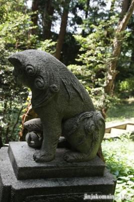 八所神社(都筑区池辺町)14