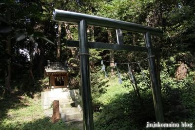八所神社(都筑区池辺町)3