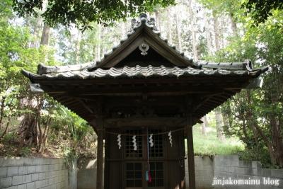 八所神社(都筑区池辺町)5