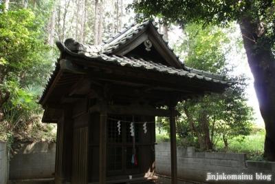 八所神社(都筑区池辺町)6
