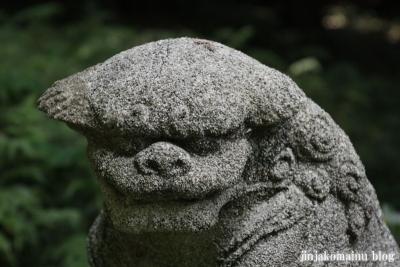 八所神社(都筑区池辺町)15