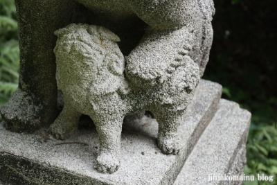 八所神社(都筑区池辺町)16