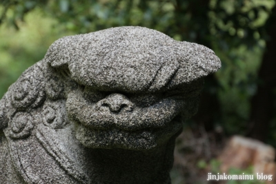 八所神社(都筑区池辺町)17