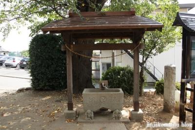 杉山神社(都筑区池辺町)4