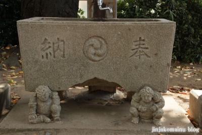 杉山神社(都筑区池辺町)5