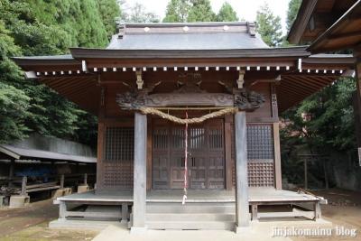 杉山神社(都筑区池辺町)7