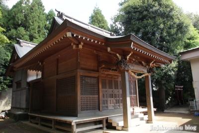 杉山神社(都筑区池辺町)8
