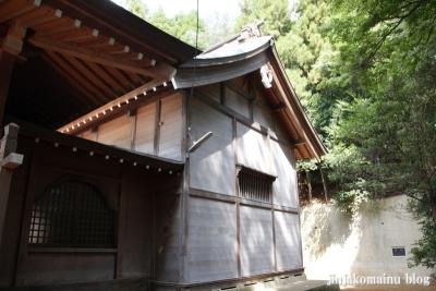 杉山神社(都筑区池辺町)9