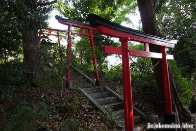 杉山神社(都筑区池辺町)10