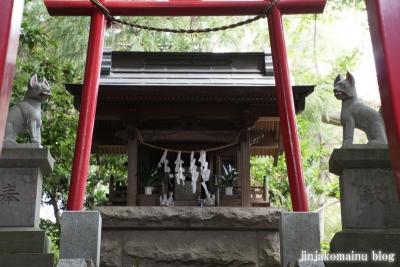 杉山神社(都筑区池辺町)11