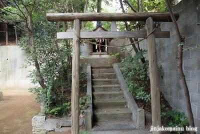 杉山神社(都筑区池辺町)12