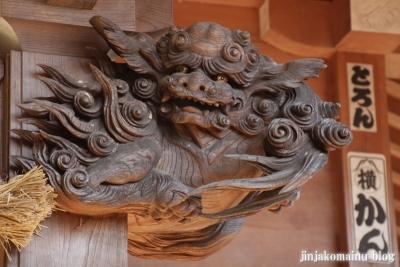 杉山神社(都筑区池辺町)15
