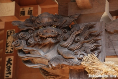 杉山神社(都筑区池辺町)16