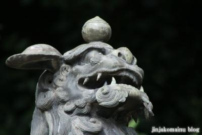杉山神社(都筑区池辺町)26