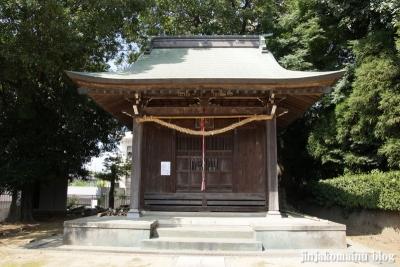 杉山神社(都筑区池辺町)29