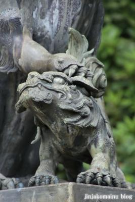 杉山神社(都筑区池辺町)27