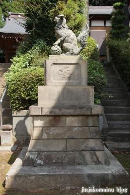 杉山神社(都筑区池辺町)17