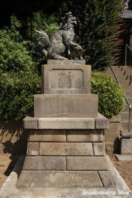 杉山神社(都筑区池辺町)21