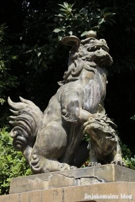 杉山神社(都筑区池辺町)22
