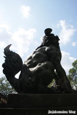 杉山神社(都筑区池辺町)19