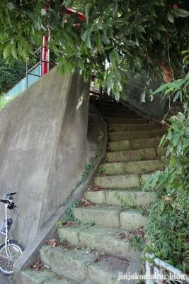 山王神社(都筑区佐江戸町)1