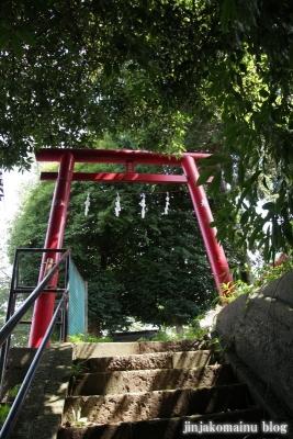 山王神社(都筑区佐江戸町)2