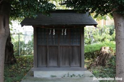 山王神社(都筑区佐江戸町)3